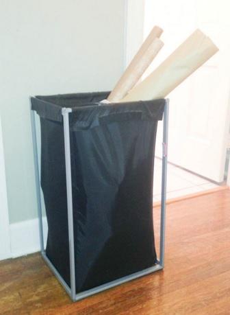 Cr ez ou customisez des meubles pour un int rieur original et tendance cr a concept - Fabriquer un panier a linge ...