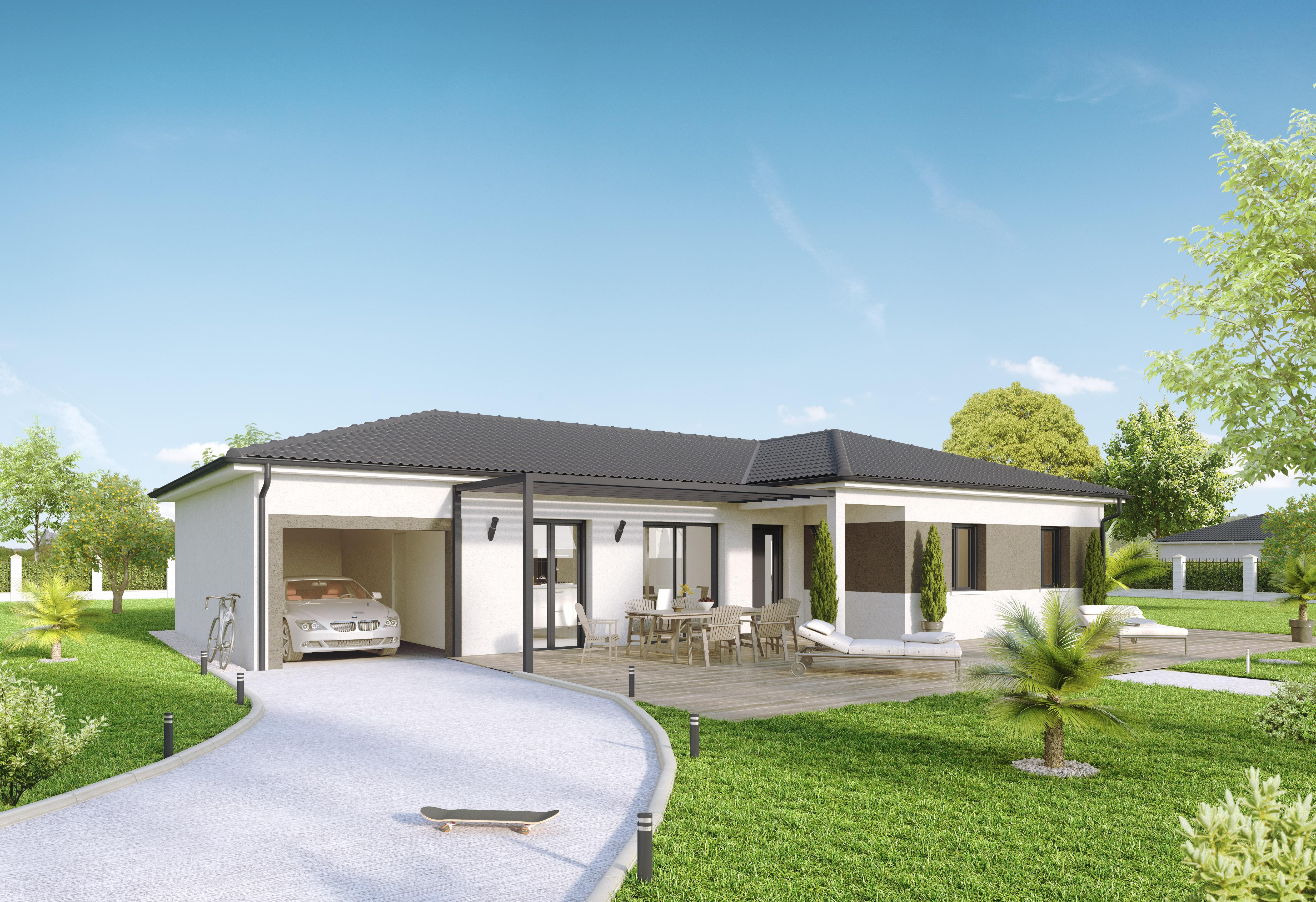 construction d 39 une maison en l charlieu cr a concept roanne. Black Bedroom Furniture Sets. Home Design Ideas
