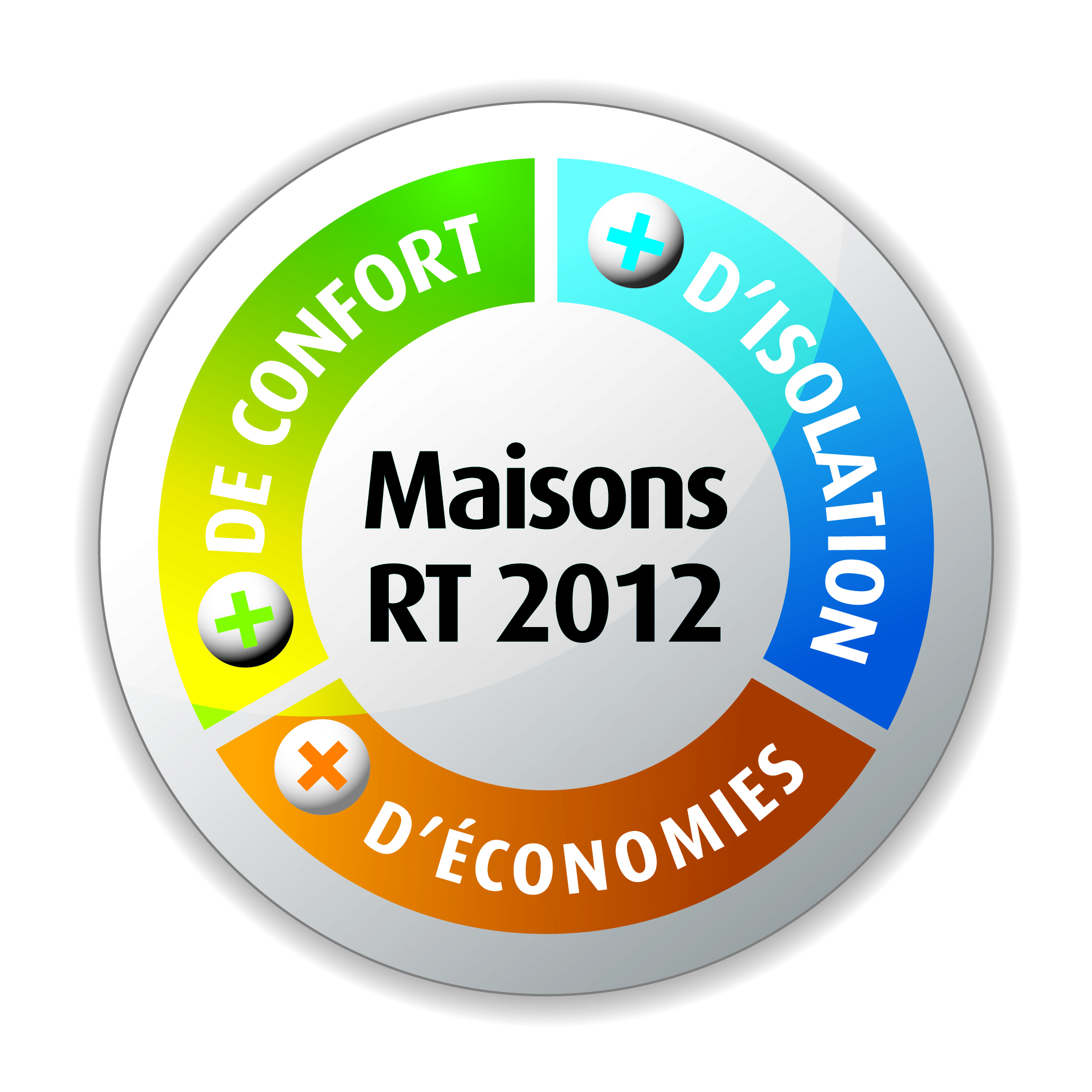 La r glementation thermique 2012 cr a concept - Obligation rt 2012 maison individuelle ...