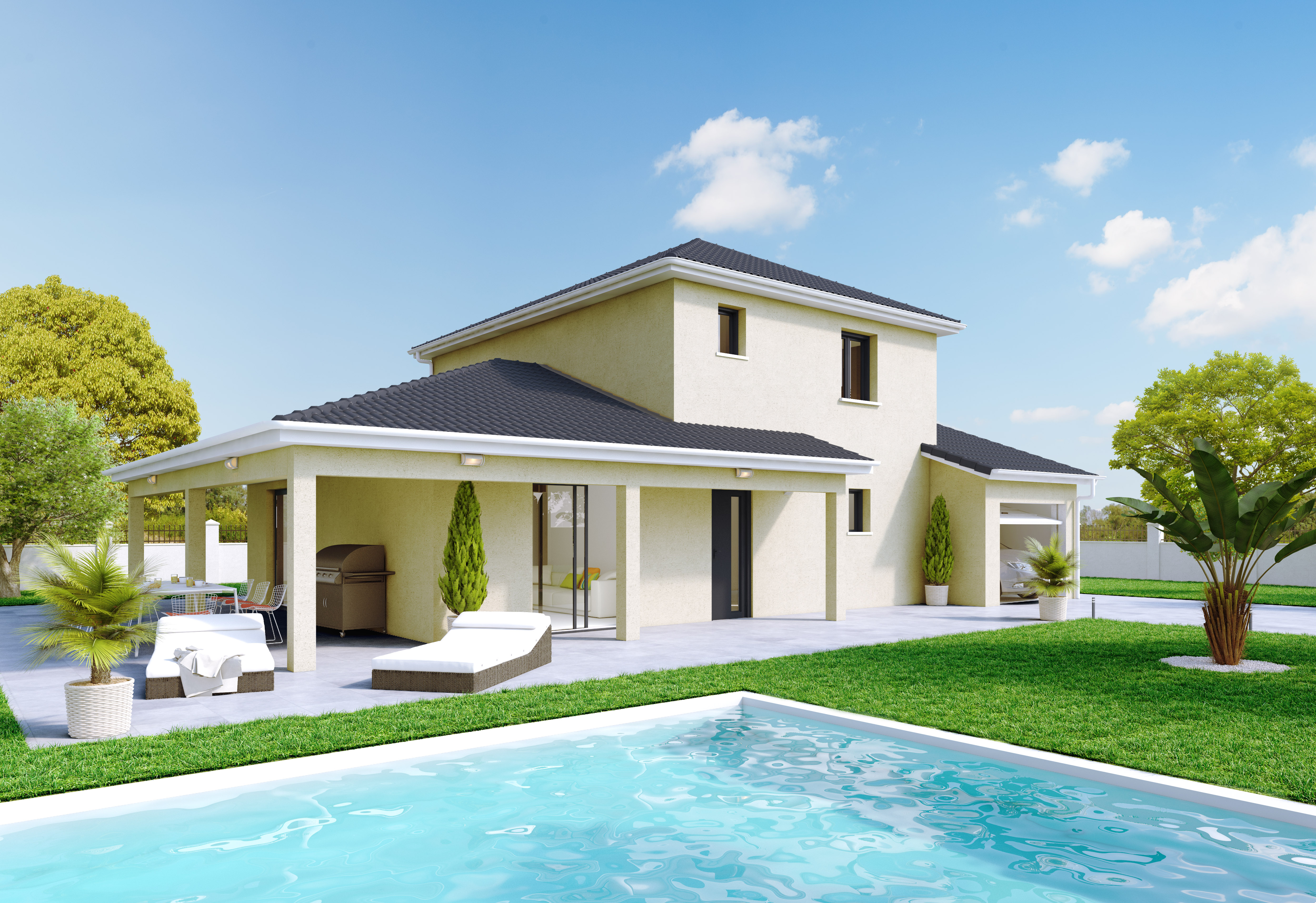 Annonce vente maison andr zieux bouth on 42160 114 m for Une autre maison andrezieux