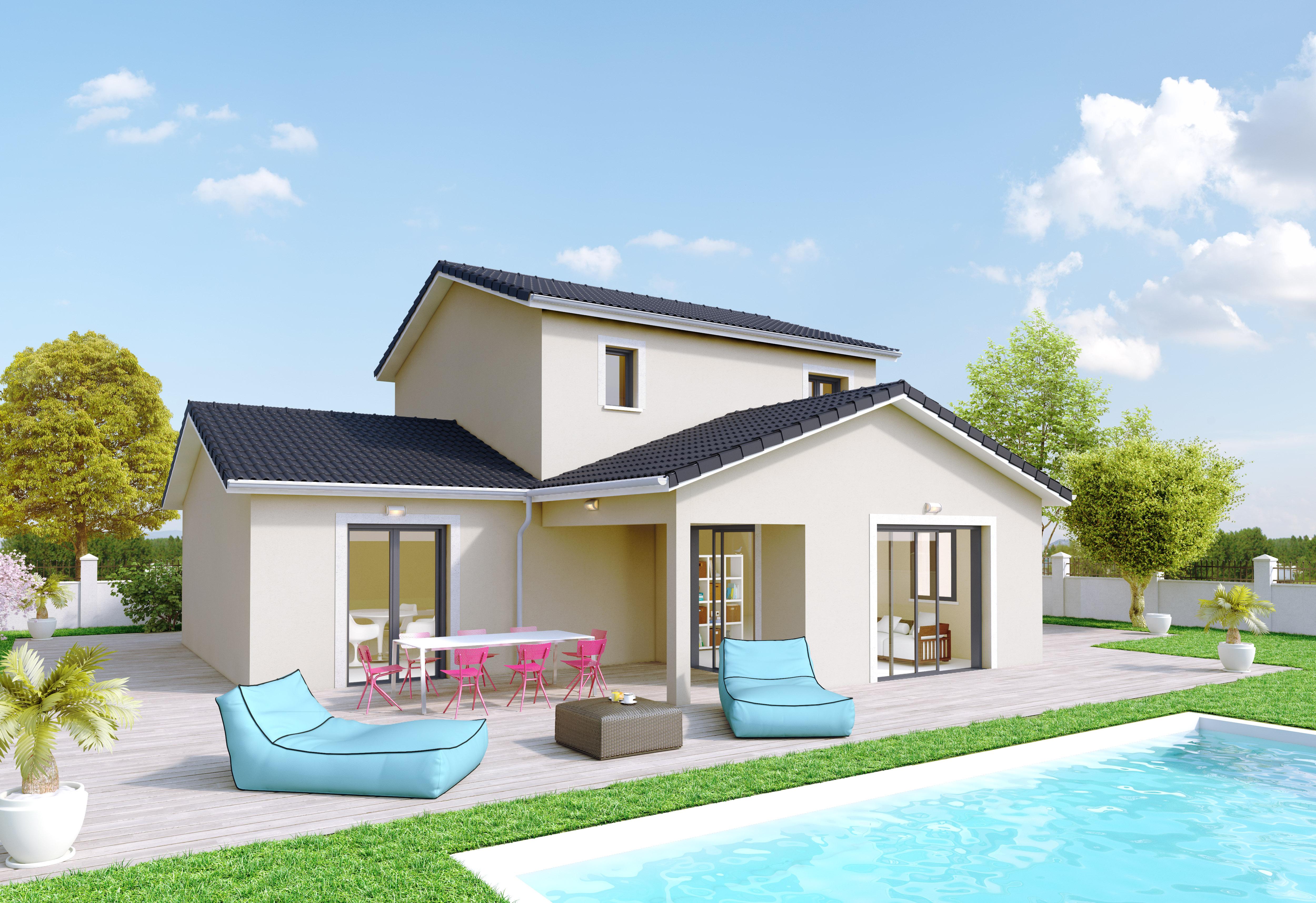 Annonce vente maison andr zieux bouth on 42160 83 m for Une autre maison andrezieux