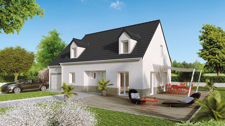 annonce vente maison pervans 71380 110 m 192 272 992730672370. Black Bedroom Furniture Sets. Home Design Ideas