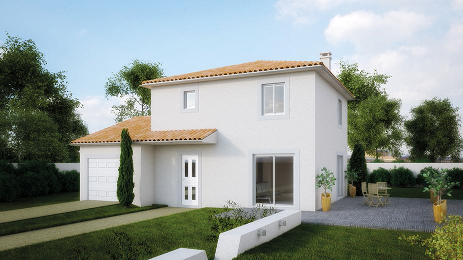 annonce vente maison coutouvre 42460 95 m 168 235 992733844737. Black Bedroom Furniture Sets. Home Design Ideas