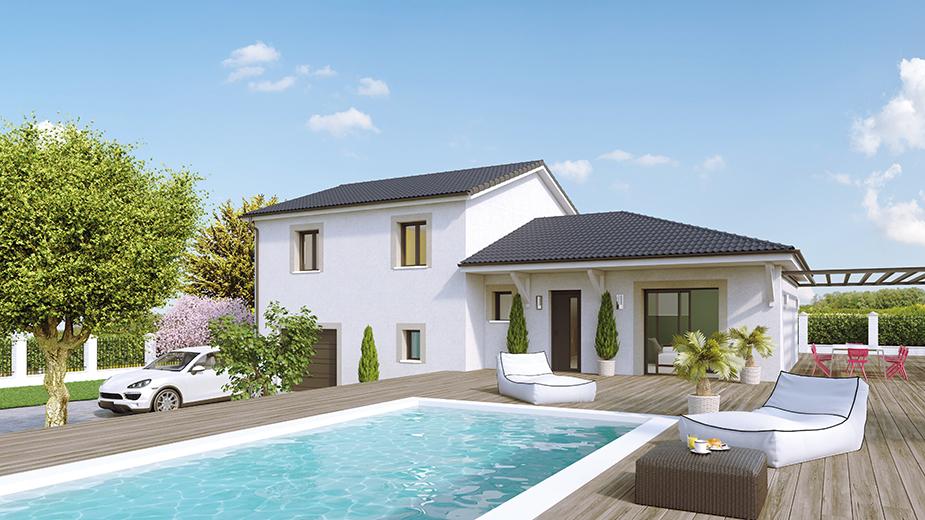 annonce vente maison tignieu jameyzieu 38230 95 m 272 757 992734049110. Black Bedroom Furniture Sets. Home Design Ideas