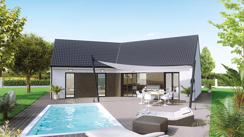 annonce vente maison le creusot 71200 89 m 148 672 992730295515. Black Bedroom Furniture Sets. Home Design Ideas