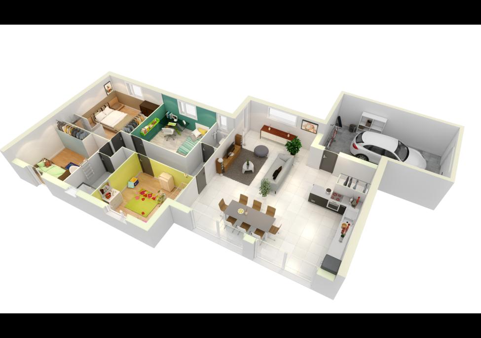 maison personnalisable creadelia crea concept