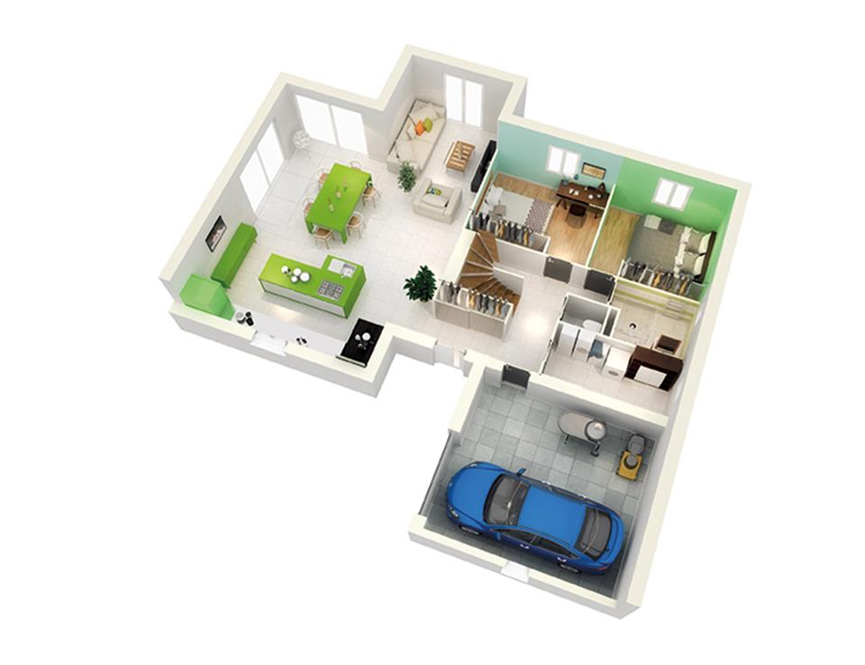 maison personnalisable crealbane crea concept