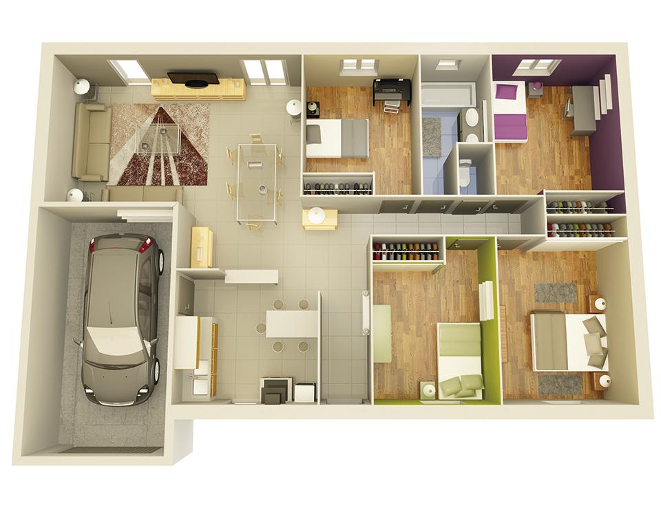 maison personnalisable crealight 4 crea concept 1
