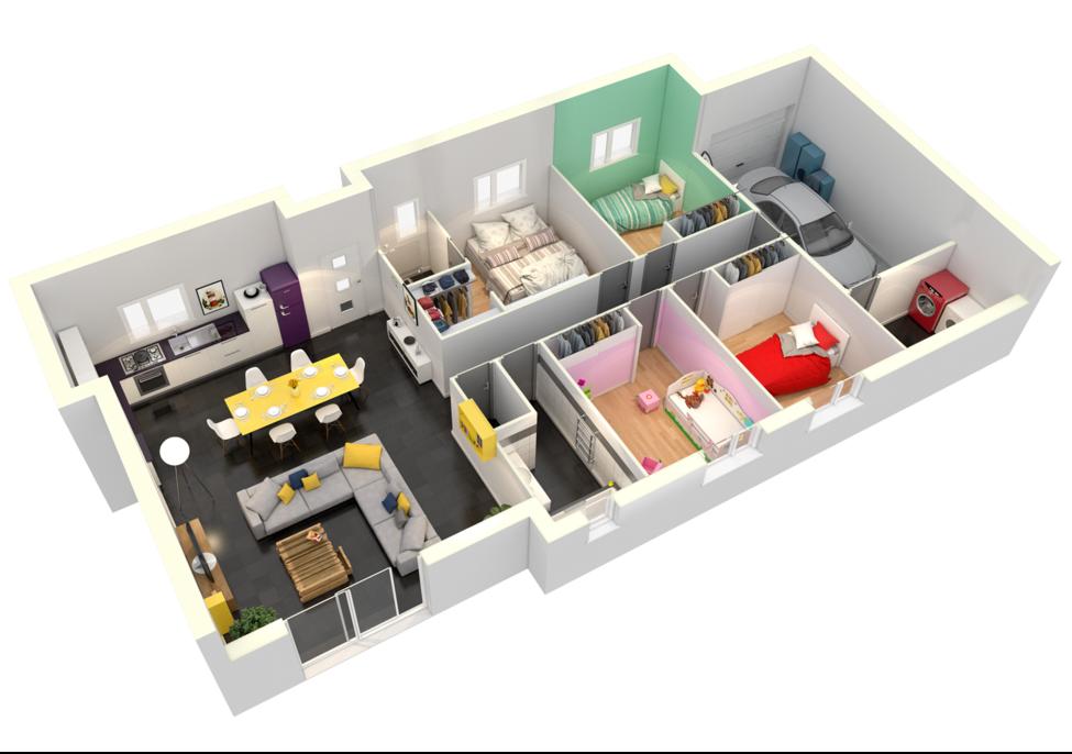 maison personnalisable crealora crea concept