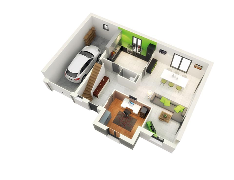 maison personnalisable crealtesse crea concept