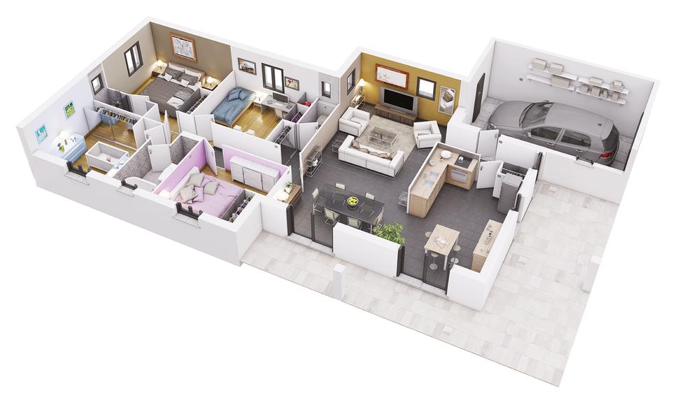 maison personnalisable creanais crea concept