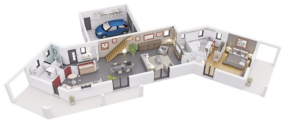 maison personnalisable creanoe rdc crea concept 2