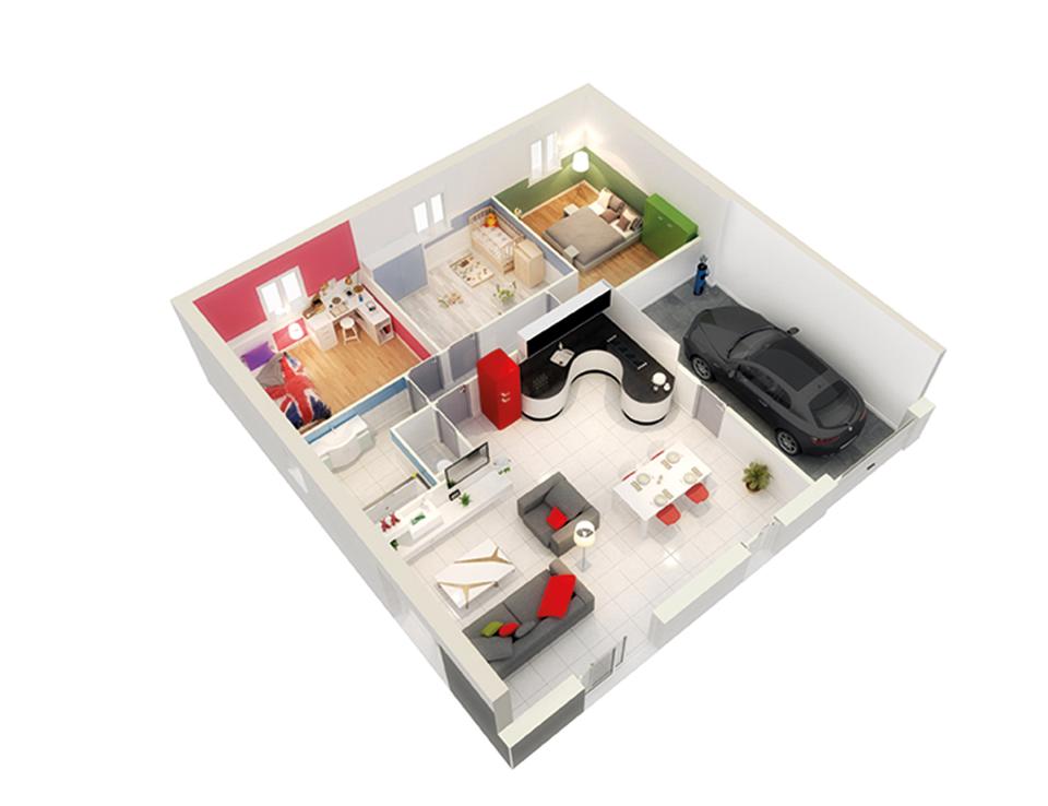 maison personnalisable creasens crea concept