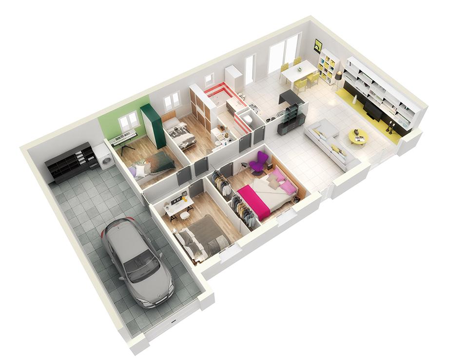 maison personnalisable creatop crea concept