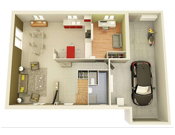 maison personnalisable pdv creacienda mdcrea concept