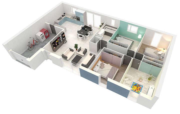 maison personnalisable pdv crealyla mdcrea concept