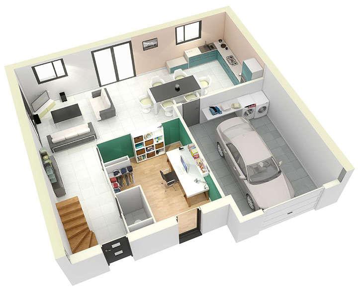 maison personnalisable pdv creanoa rdc mdcrea concept copie