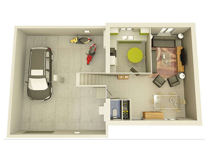 maison personnalisable pdv creapolis rdc mdcrea concept 2