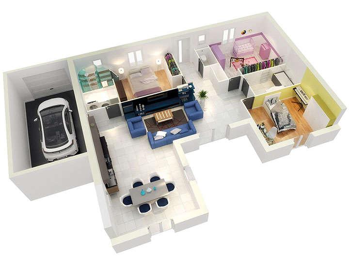 maison personnalisable pdv creastrale rdcv3 1crea concept