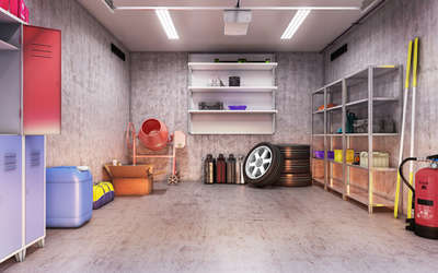 Comment Bien Aménager Son Garage ? Amenagement Garage Maison Crea Concept