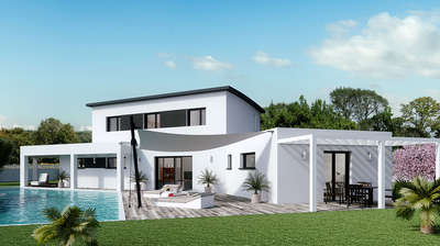 maison personnalisable creanoe contemporain crea concept 1