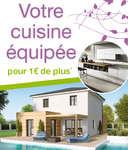 Personnalisez votre maison jusqu'à la cuisine !