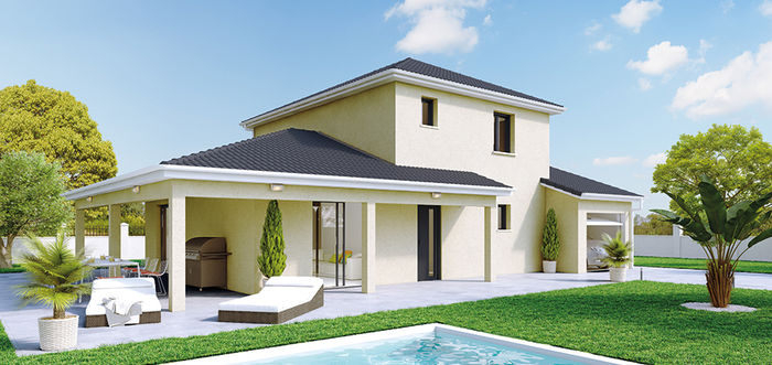 constructeur maison personnalisable villefranche. Black Bedroom Furniture Sets. Home Design Ideas