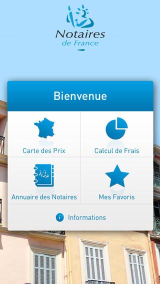 Notaire de France - calcul frais de notaire - Créa Concept