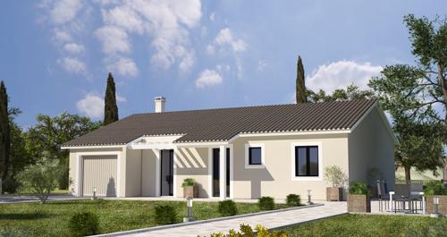 Modèle maison Crealight