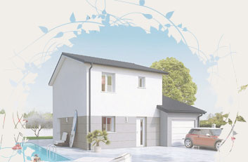 maison à étage Créalia - Créa Concept