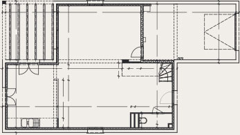 plan de maison en Z Créa Concept