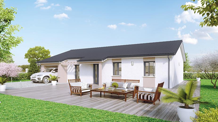 Construction Maison Merville 31330 5 Pièces