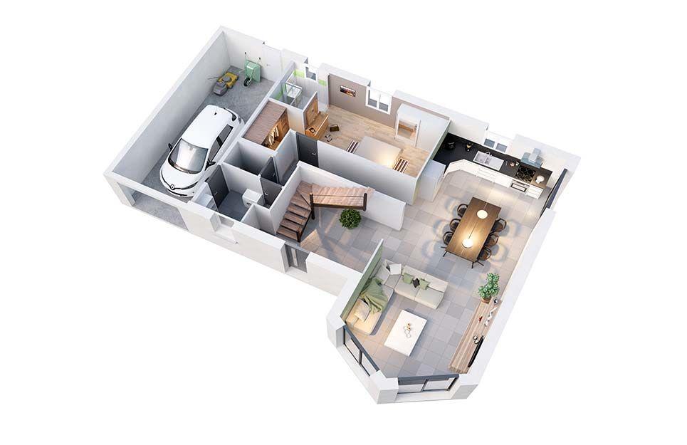 maison personnalisable pdv cr amelia rdc crea concept