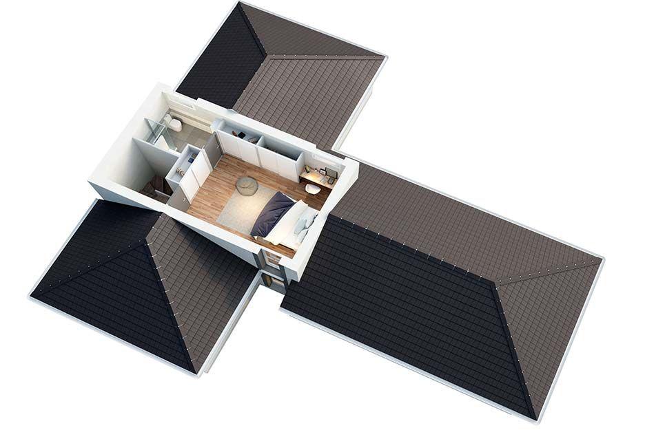 maison personnalisable pdv cr anael etage crea concept 1