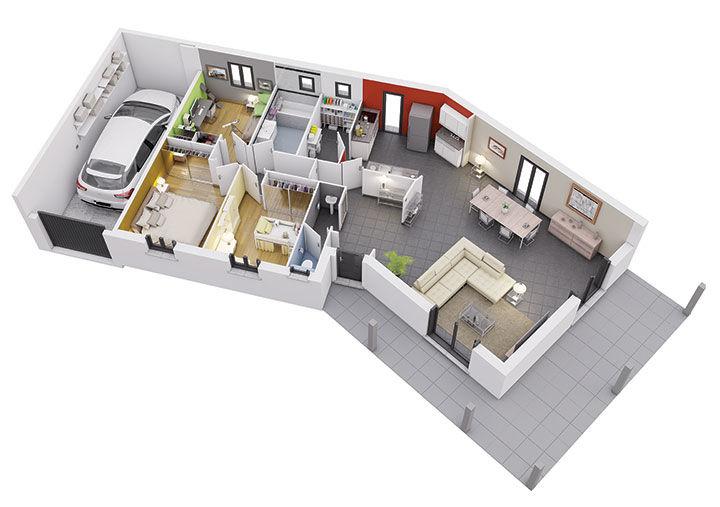 maison personnalisable pdv creaflores rdc mdcrea concept