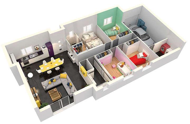 maison personnalisable pdv crealora crea concept