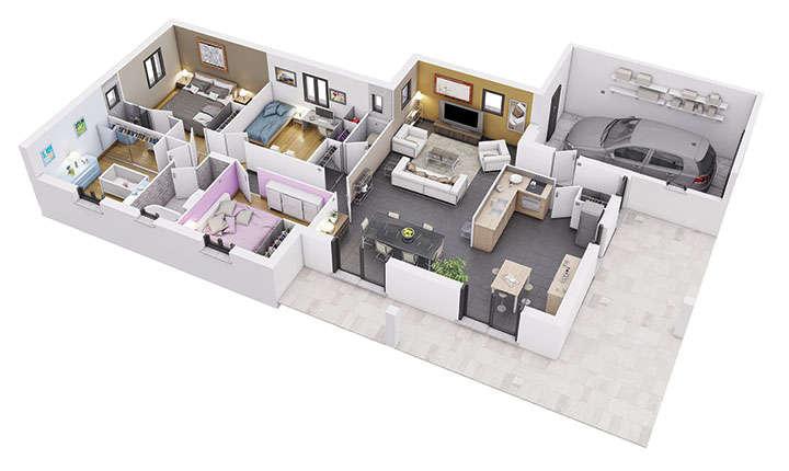 maison personnalisable pdv creanais mdcrea concept