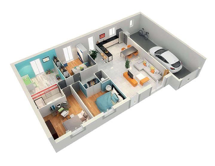 maison personnalisable pdv creanat mdcrea concept copie