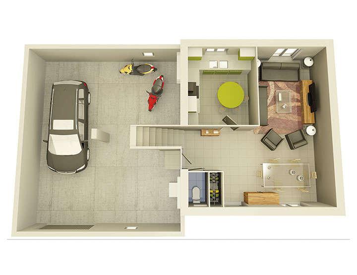 maison personnalisable pdv creapolis rdc mdcrea concept 1