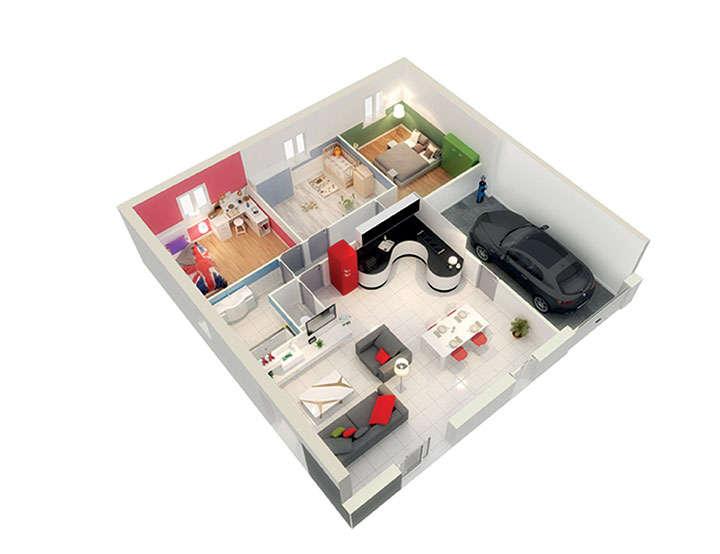 maison personnalisable pdv creasens mdcrea concept