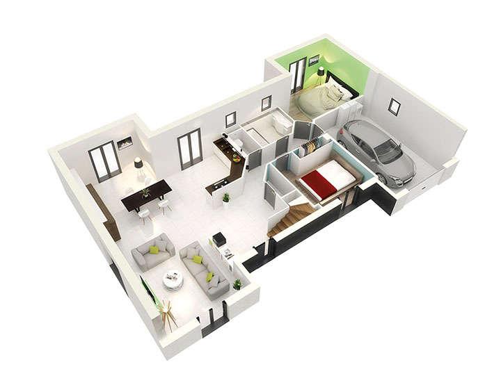 maison personnalisable pdv creavenir rdcv3crea concept