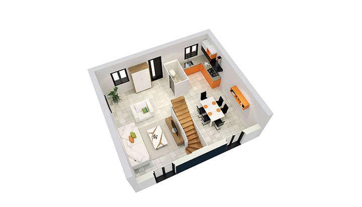 maison personnalisable pdv creadalie rdc mdcrea concept 1