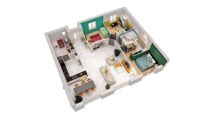 maisons personnalisable pdv creaemma rdc mdcrea concept