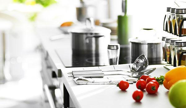 Toutes les actualit s de l 39 immobilier et de la marque cr a concept - Cuisine ouverte ou fermee ...