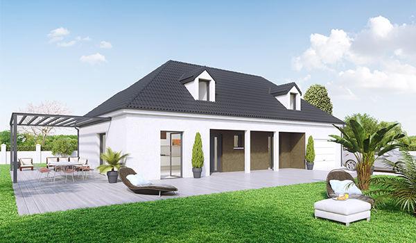 Plans De Maisons Individuelles Avec Etage