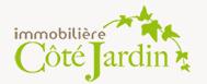 IMMOBILIERE COTE JARDIN