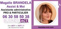 Magalie BRANDELA- Assist & Moi