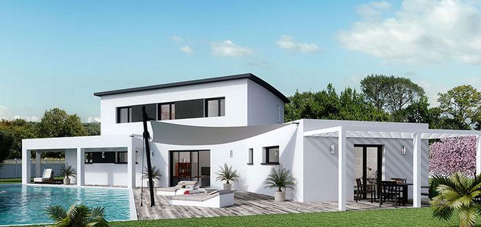 maison personnalisable creanoe contemporain crea concept